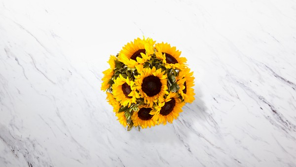 Endless Summer Sunflower Bouquet - Image 3 Of 5