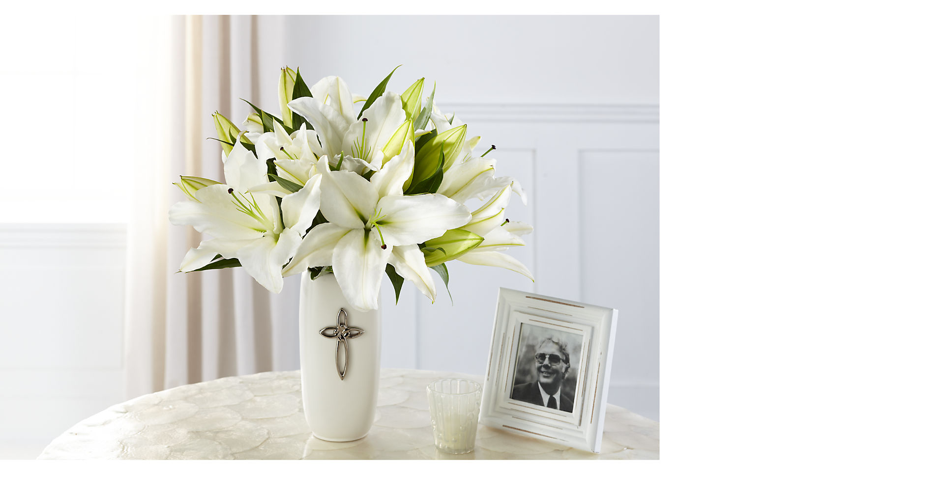 Faithful Blessings™ Bouquet - Image 1 Of 3