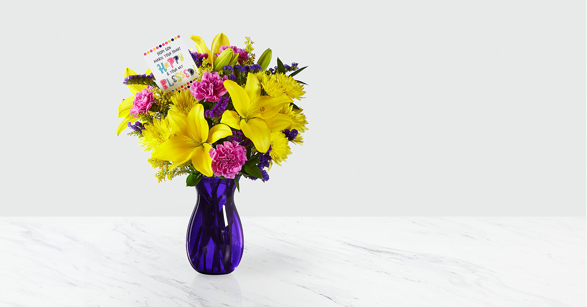 DaySpring® Happy Heart Bouquet - Image 2 Of 4