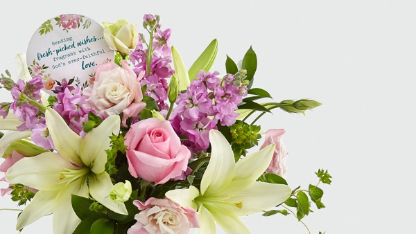 DaySpring® Life's Blessings Bouquet - Image 3 Of 4