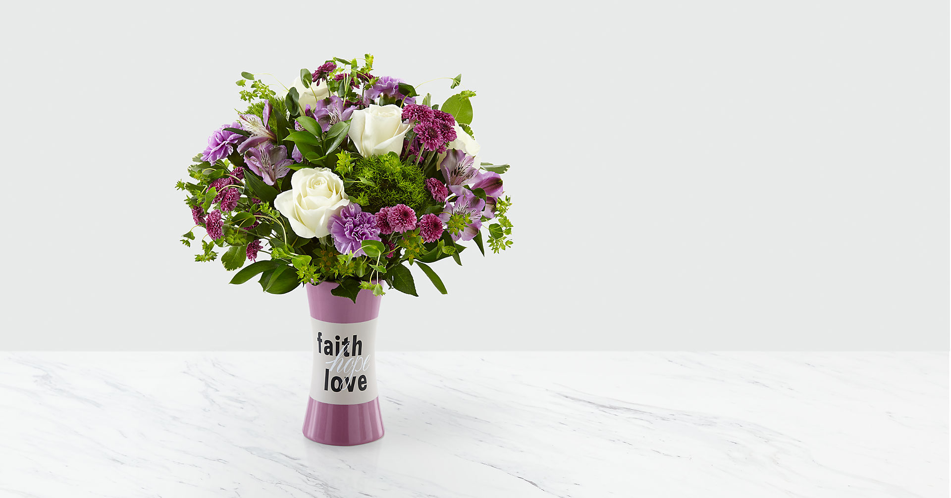 Have a Little Faith Bouquet - Image 2 Of 5