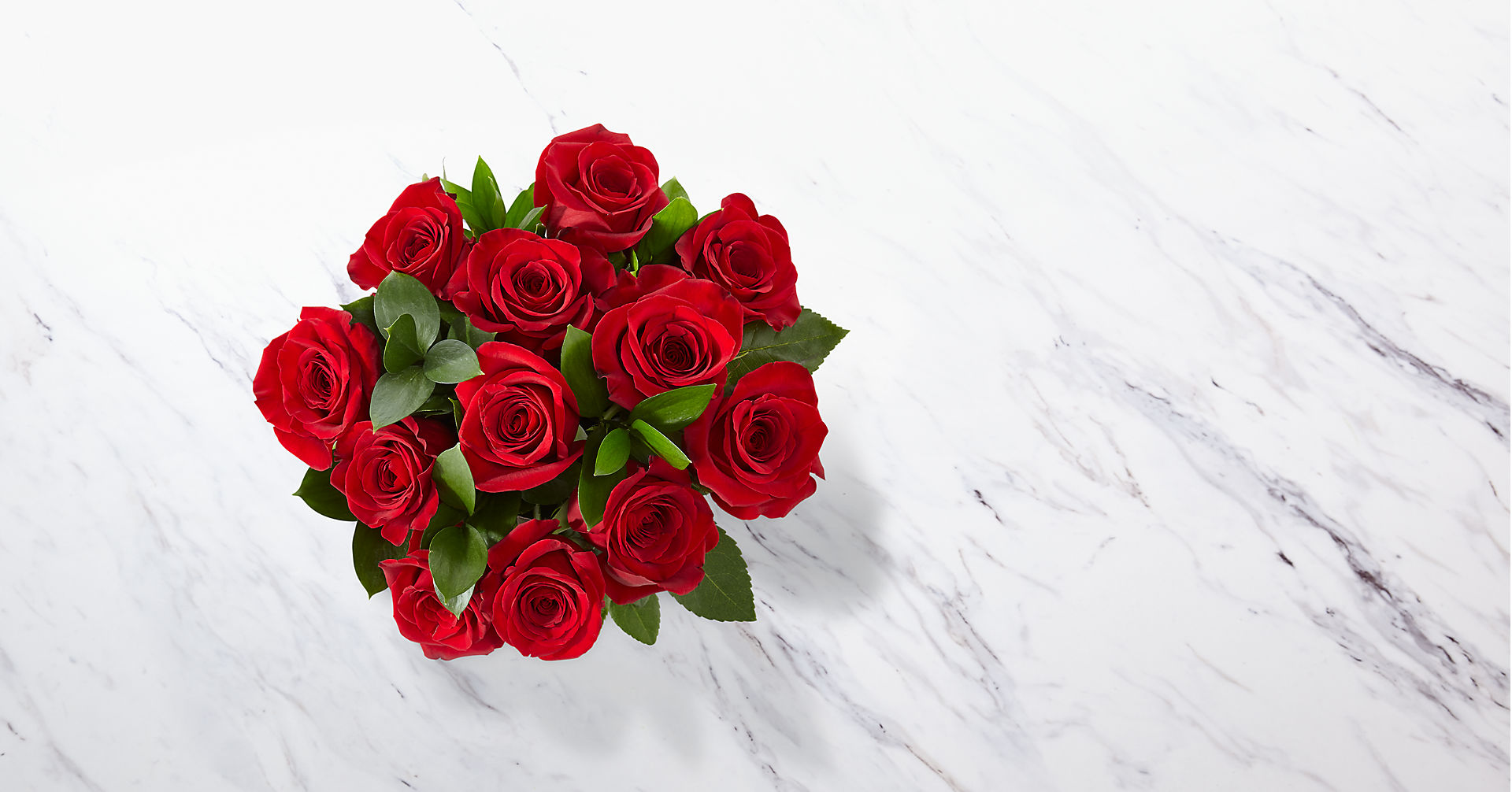 Red 1 Dozen Roses - Image 2 Of 3