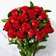 Red 1 Dozen Roses - Thumbnail 1 Of 5