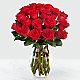 Red 1 Dozen Roses - Thumbnail 2 Of 5
