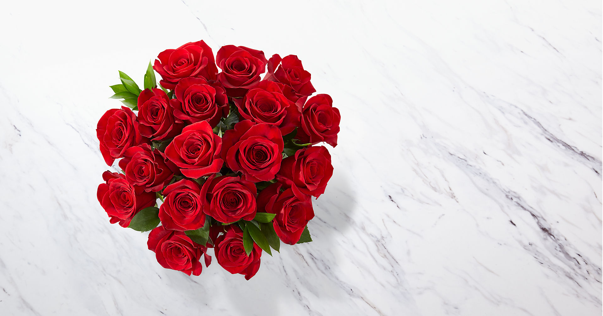 Red 1 Dozen Roses - Image 3 Of 5