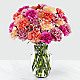 Sweet CarnationsBouquet - VASE INCLUDED - Thumbnail 1 Of 4