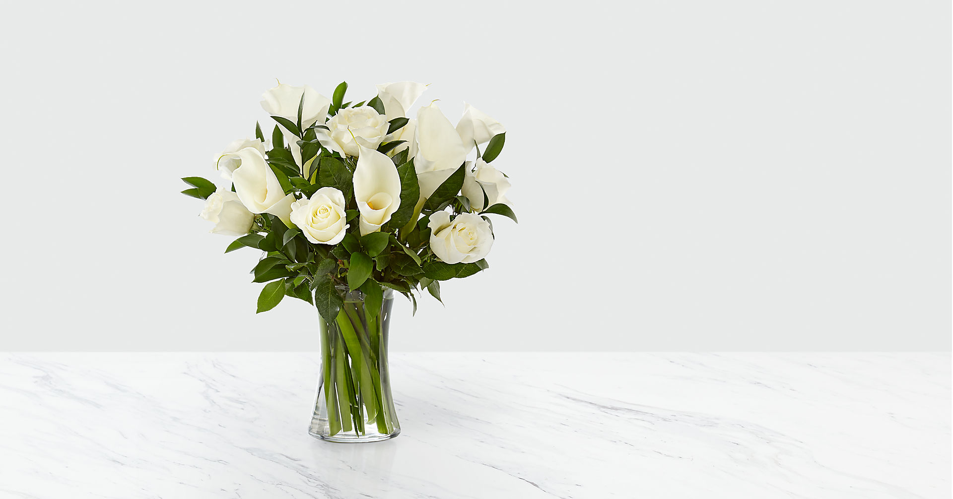 Endless Elegance Bouquet - VASE INCLUDED - Image 1 Of 5