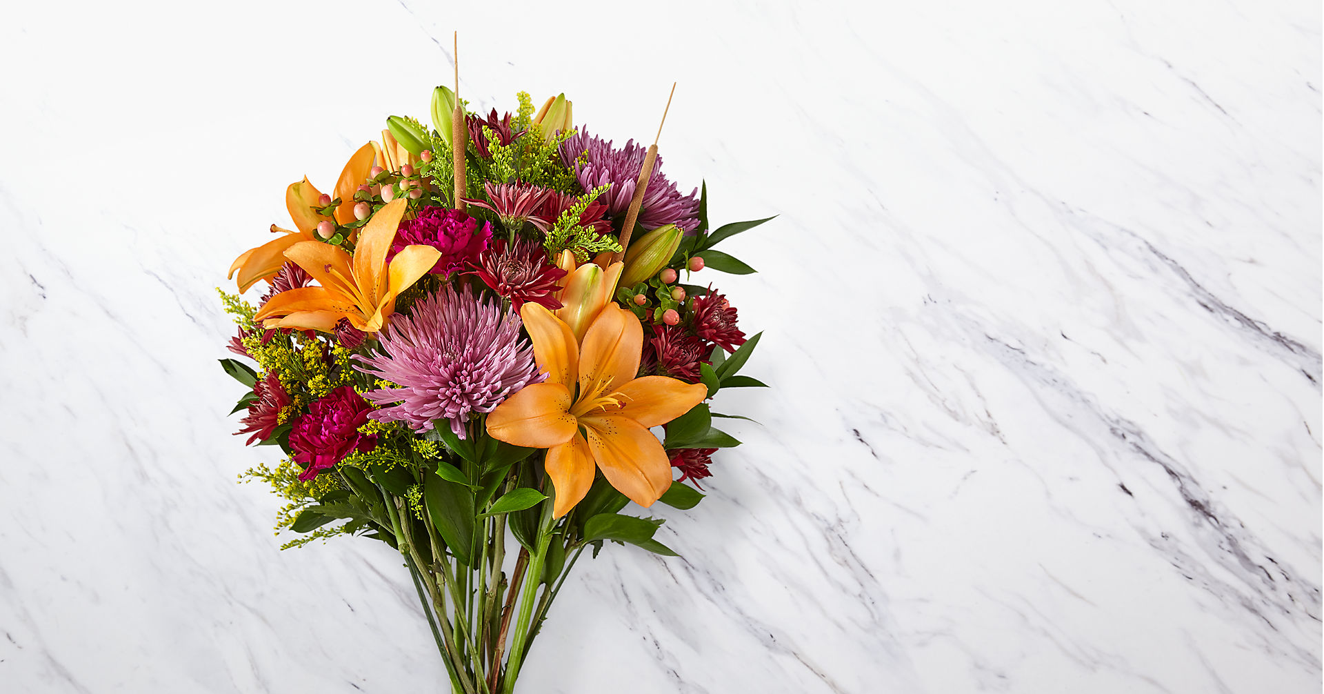 Fall Color Bouquet - Image 1 Of 2