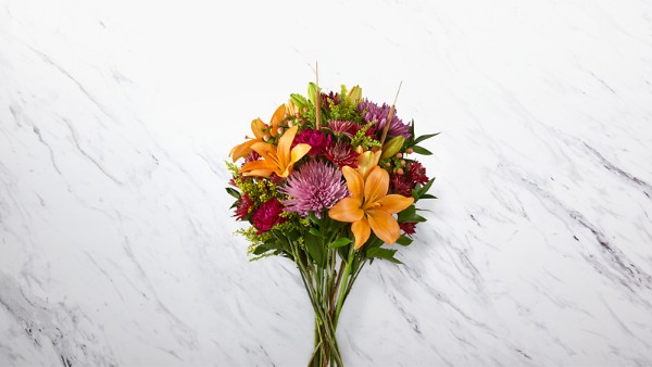 Fall Color Bouquet - Thumbnail 1 Of 2