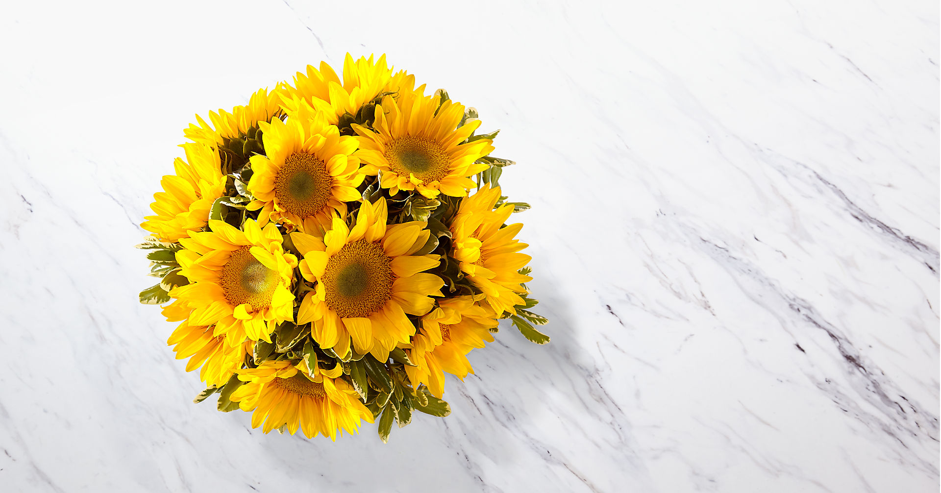 Endless Summer Sunflower Bouquet - Image 1 Of 2