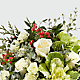 The FTD® Holly & Jolly Bouquet - Thumbnail 4 Of 4
