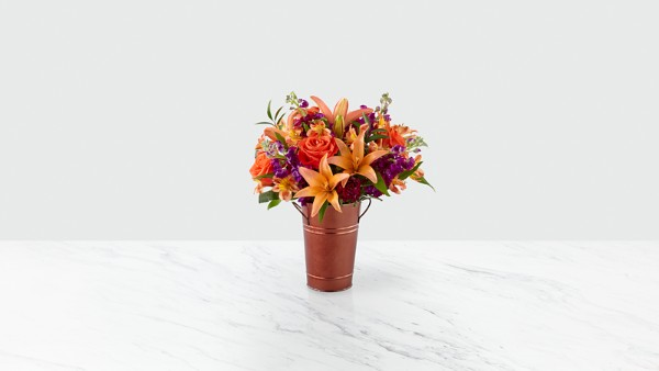 Finding Fall Harvest Bouquet - Thumbnail 2 Of 2