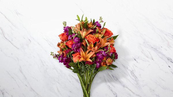 Finding Fall Harvest Bouquet - VASE INCLUDED - Image 1 Of 3