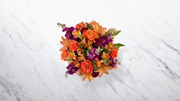 Finding Fall Harvest Bouquet - VASE INCLUDED - Image 3 Of 3