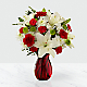 Open Your Heart Holiday Bouquet - VASE INCLUDED - Thumbnail 1 Of 2