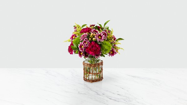 Trail Blazer Fall Bouquet - Image 2 Of 2