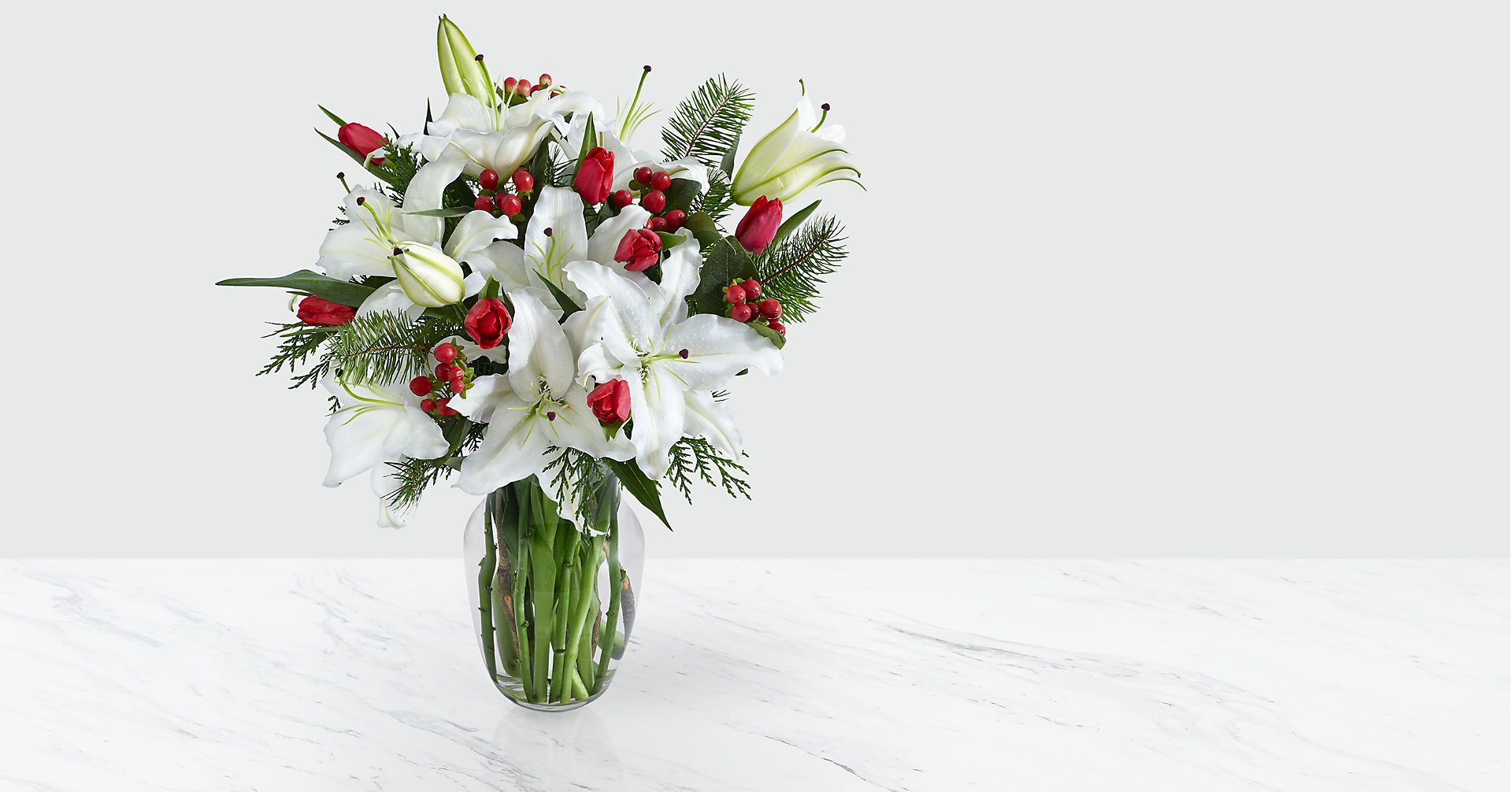 Christmas Bouquet - Image 2 Of 2