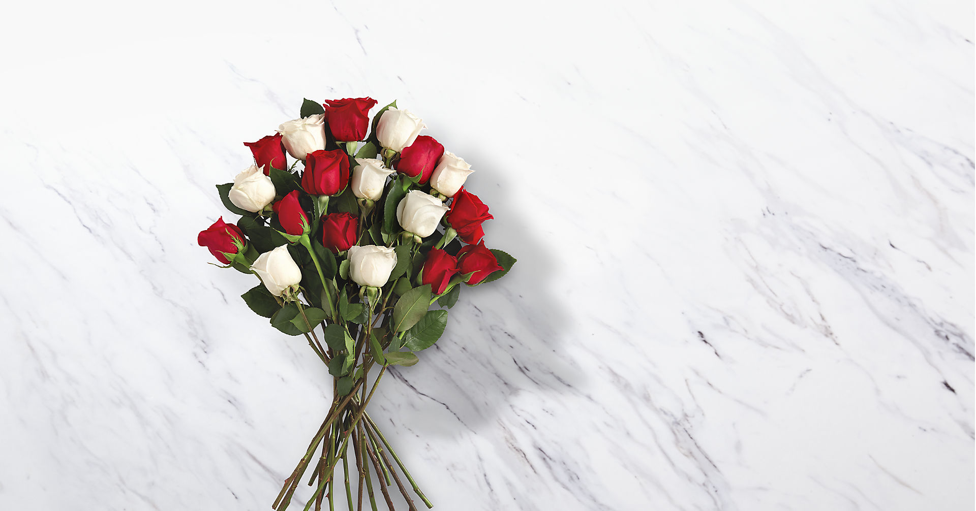 Candy Cane Roses - Image 2 Of 2