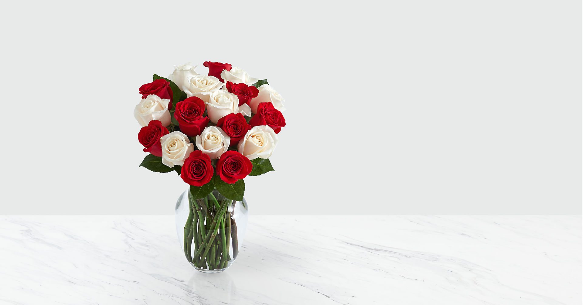 Candy Cane Roses - Image 1 Of 2