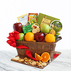 Gourmet Baskets for the Home or Office