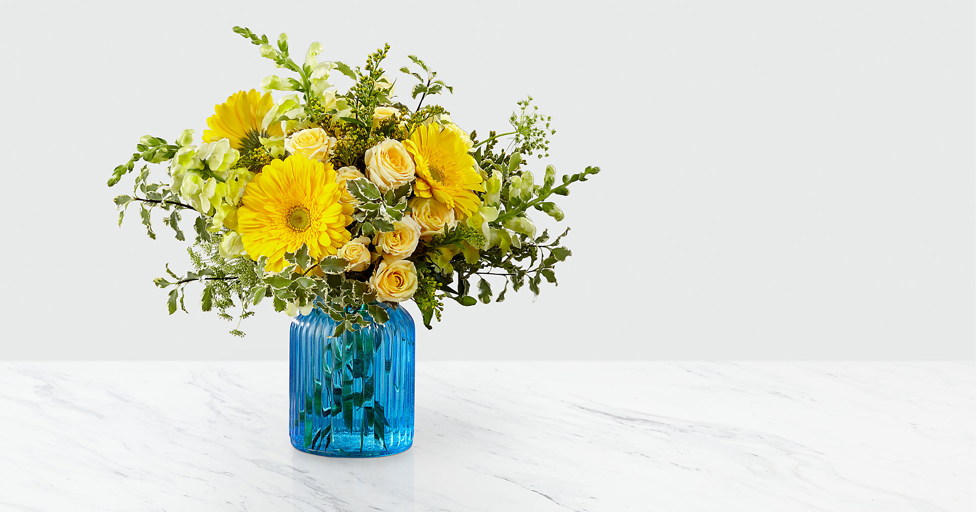 Something Blue™ Bouquet by FTD® - Image 1 Of 3
