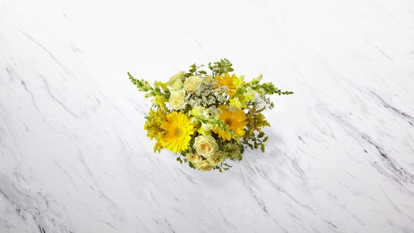 Something Blue™ Bouquet by Better Homes and Gardens® - Thumbnail 2 Of 2