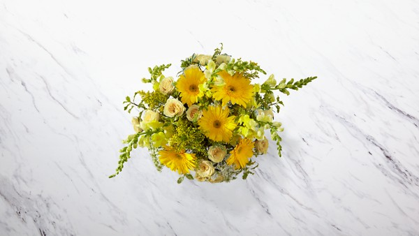 Something Blue™ Bouquet by Better Homes and Gardens®- VASE INCLUDED - Thumbnail 2 Of 2