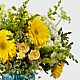 Something Blue™ Bouquet by FTD® - VASE INCLUDED - Thumbnail 3 Of 3