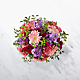 Purple Prose™ Bouquet by FTD®- VASE INCLUDED - Thumbnail 2 Of 3