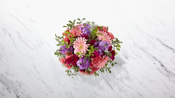 Purple Prose™ Bouquet by FTD®- VASE INCLUDED - Image 2 Of 2