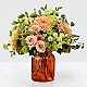 Peachy Keen™ Bouquet by FTD® - Thumbnail 1 Of 2