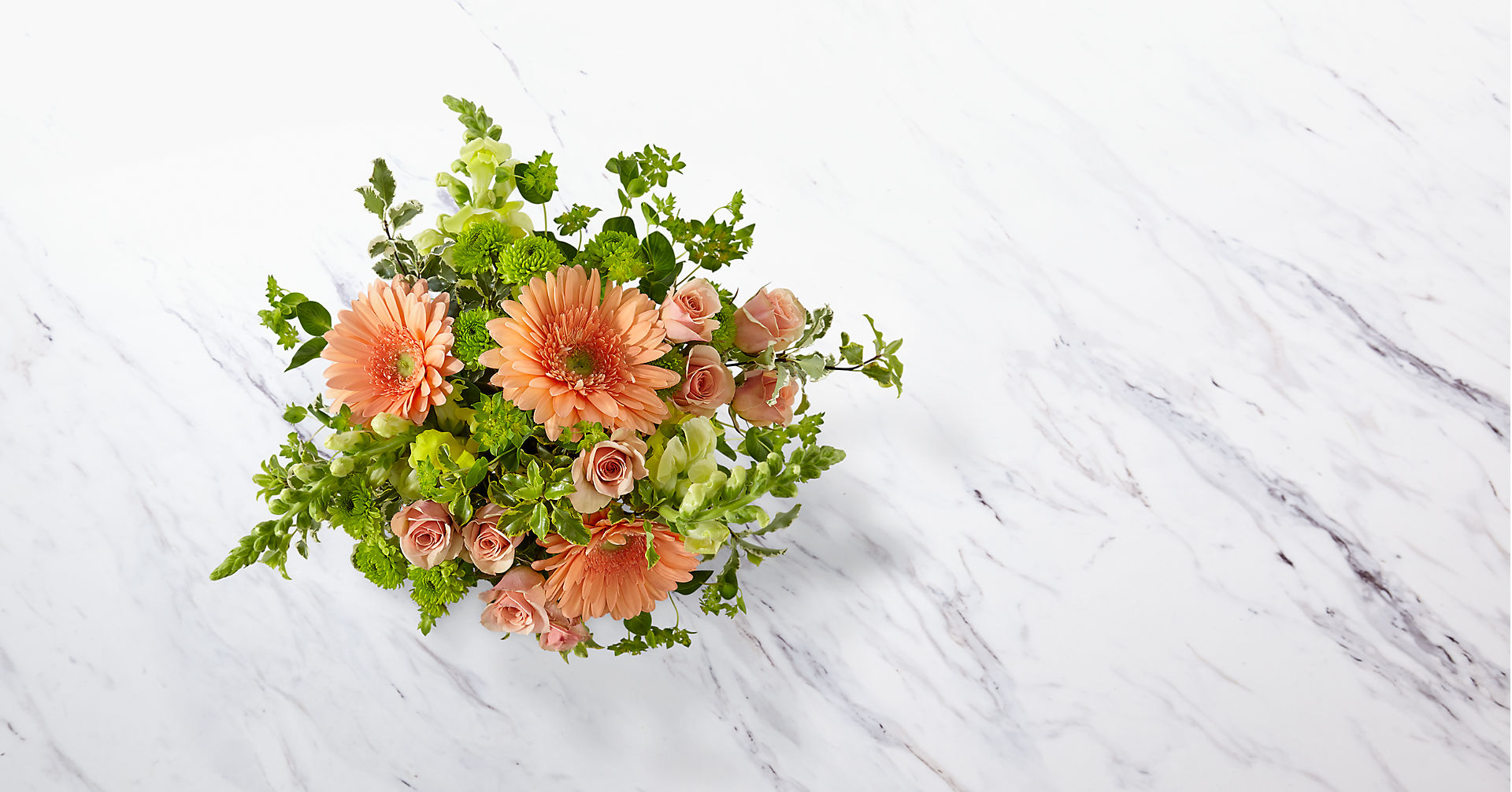 Peachy Keen™ Bouquet by FTD® - Image 2 Of 3