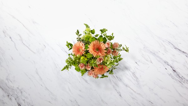 Peachy Keen™ Bouquet by Better Homes and Gardens® - Thumbnail 2 Of 2