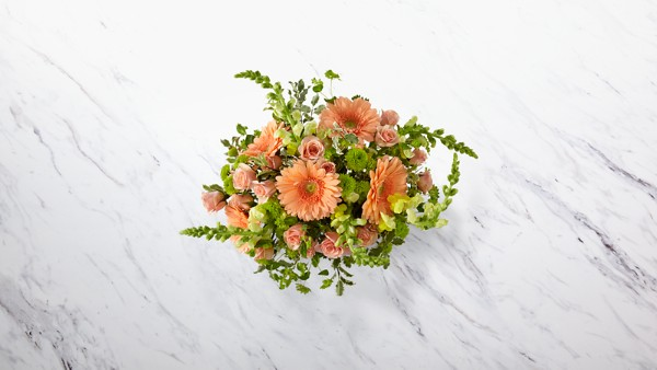 Peachy Keen™ Bouquet by FTD® - VASE INCLUDED - Image 2 Of 2