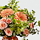 Peachy Keen™ Bouquet by FTD® - VASE INCLUDED - Thumbnail 3 Of 3