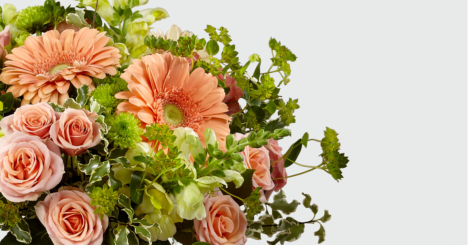 Peachy Keen™ Bouquet by FTD® - VASE INCLUDED - Image 3 Of 3