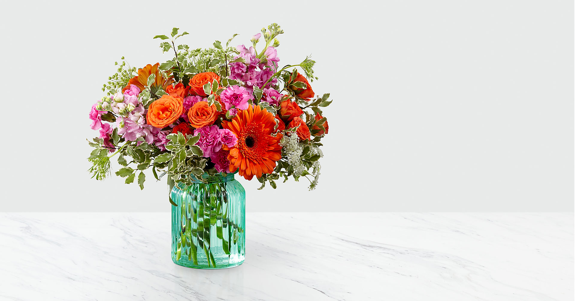 Aqua Escape™ Bouquet by FTD® - Image 1 Of 2