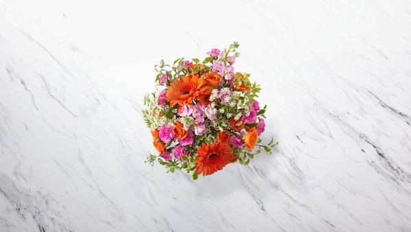 Aqua Escape™ Bouquet by Better Homes and Gardens® - Image 2 Of 2