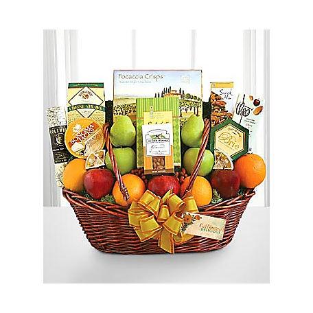 Share The Goodness Of California Fruit Gourmet Basket