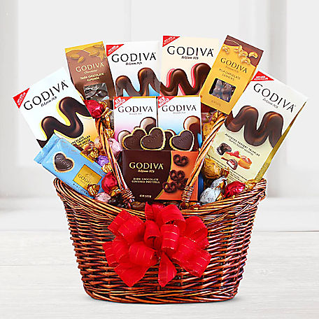 Grand GodivaR Gift Basket