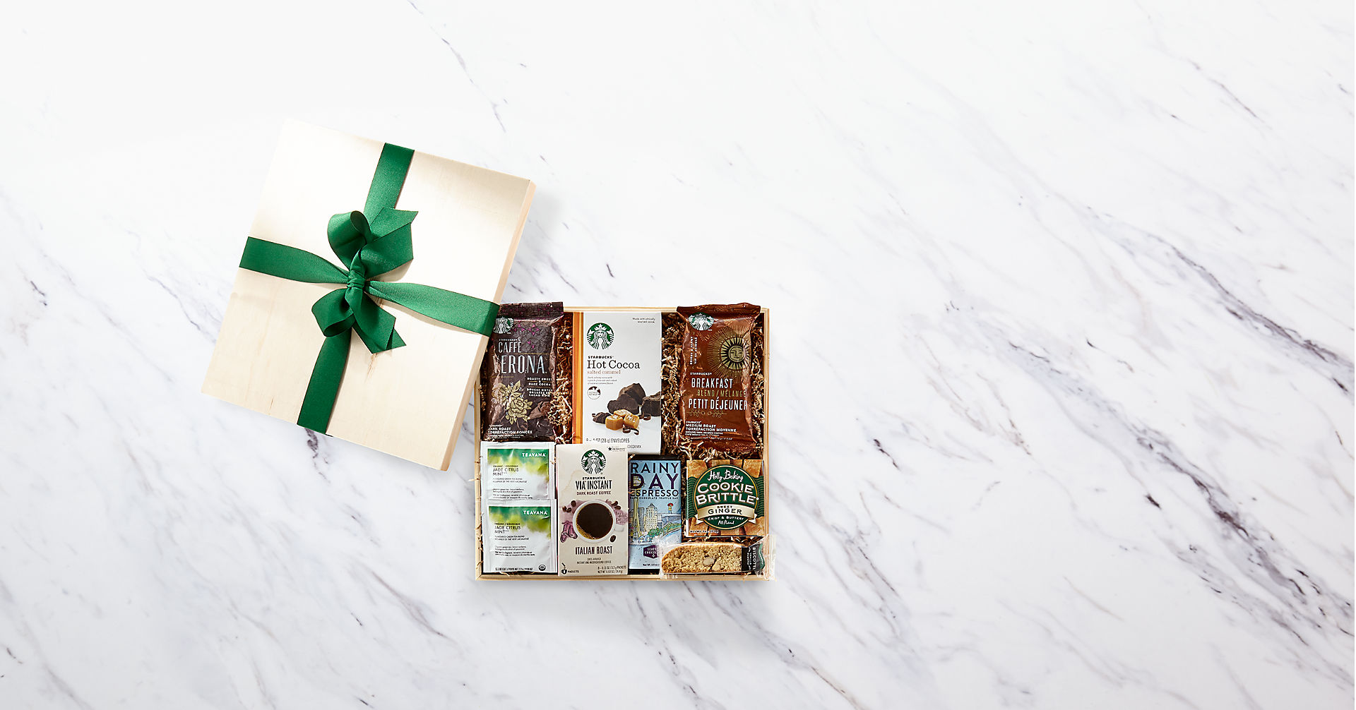 Starbucks® Holiday Crate - Image 1 Of 3