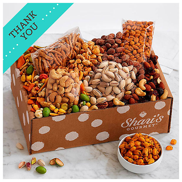 Snack Attack - Thank You Ribbon