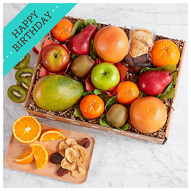 Organic Fresh & Dried Fruits