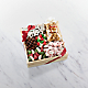 Holiday Delights Chocolate & Sweets Gourmet Gift Basket - GOOD - Thumbnail 1 Of 2