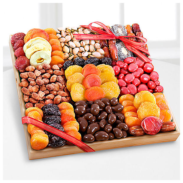 Dried Fruit, Nuts & Sweets Tray - BETTER