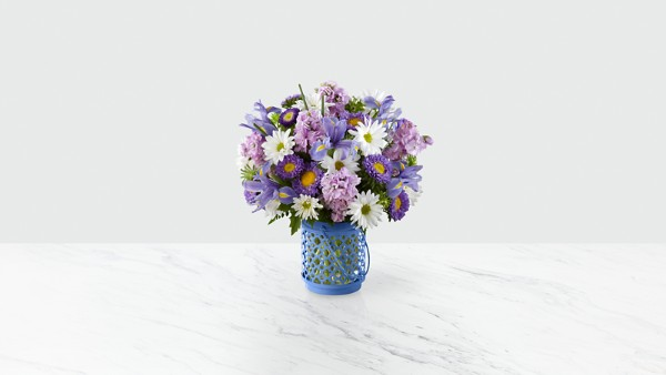 Cottage Garden™ Bouquet by Better Homes and Garden® - VASE INCLUDED - Image 1 Of 2