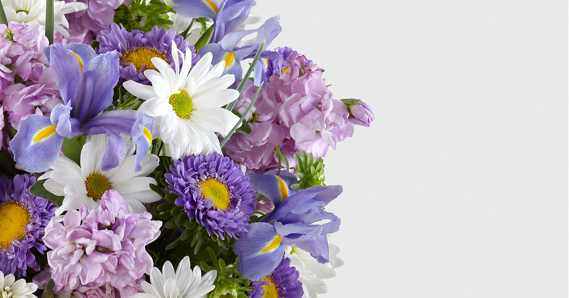 Cottage Garden™ Bouquet by Better Homes and Garden® - VASE INCLUDED - Image 2 Of 2