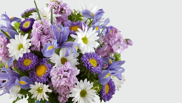 Cottage Garden™ Bouquet by Better Homes and Garden® - VASE INCLUDED - Thumbnail 2 Of 2