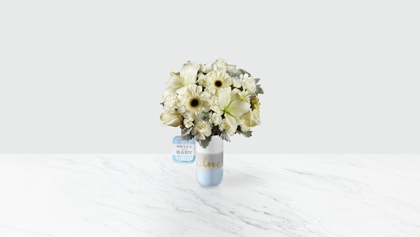 Sweet Baby Boy™ Bouquet by Hallmark