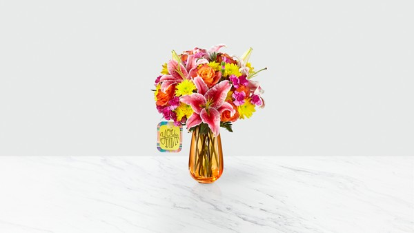 You Did It!™ Bouquet by Hallmark - VASE INCLUDED - Image 1 Of 2